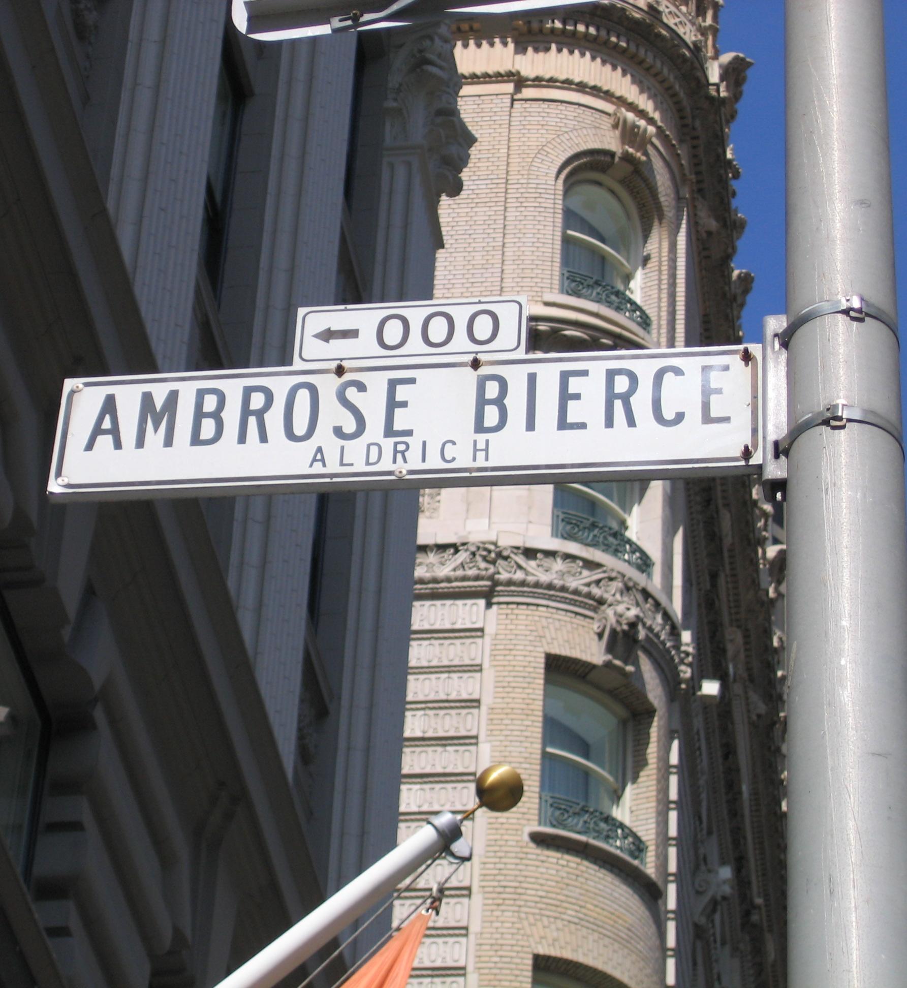 ambrose bierce essay