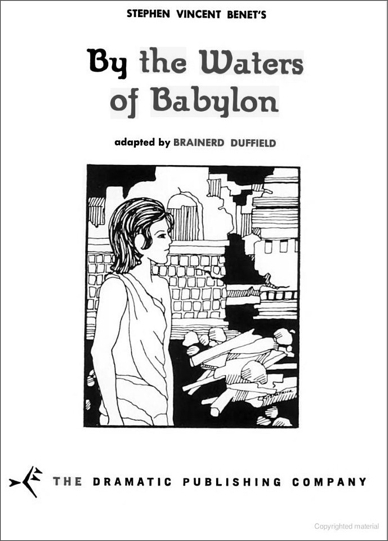 essay babylon But truth, too, has its negative side effects when a person is exposed to too much truth, especially considering the age of the person, truth can hurt.